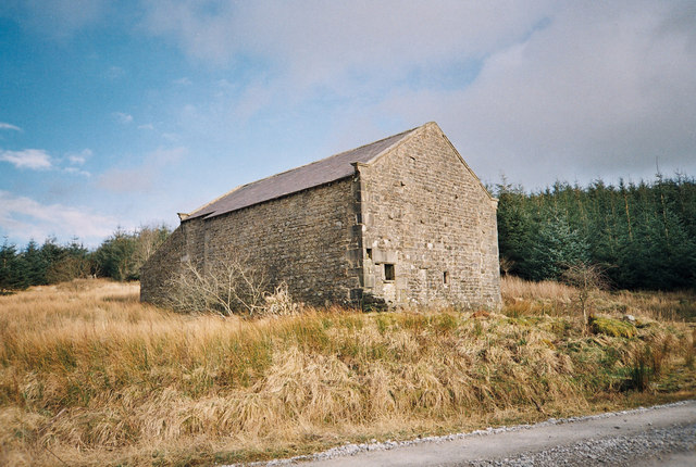 Geldard Laithe Barn - Gisburn Forest - Bowland