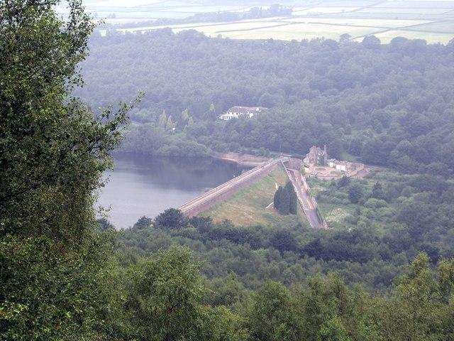 Rivelin Dams, Sheffield