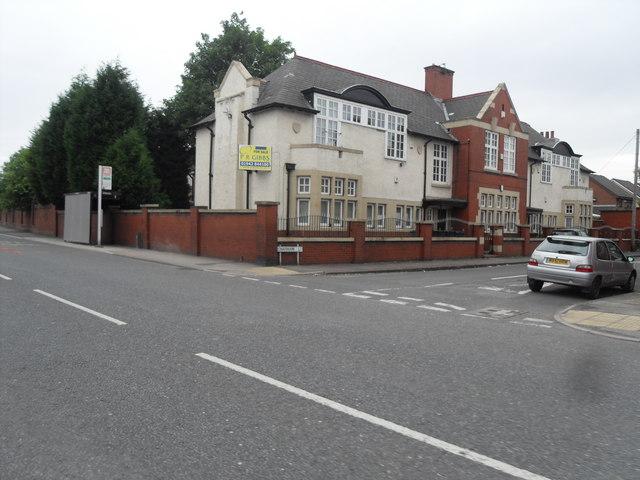 Chatham Street, Leigh
