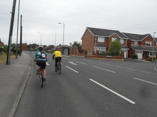 New Development off Leigh Road