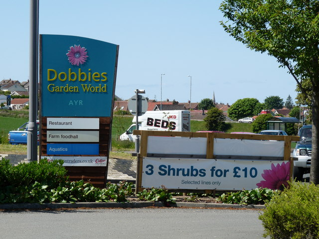 Dobbies Garden World