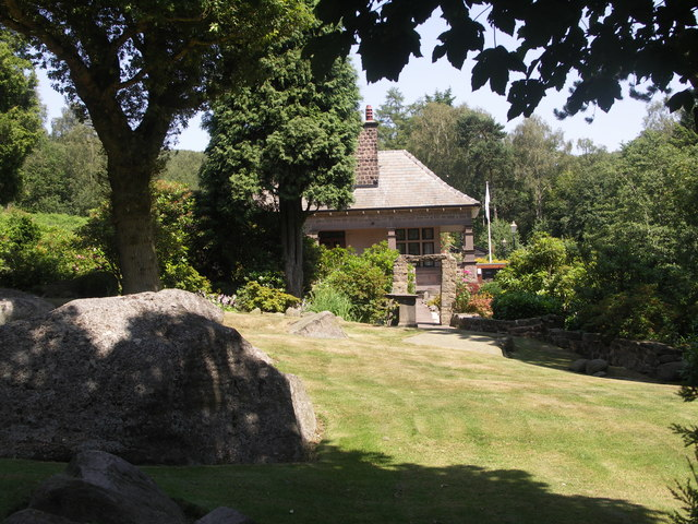 House, Nr. Baslow, Derbyshire