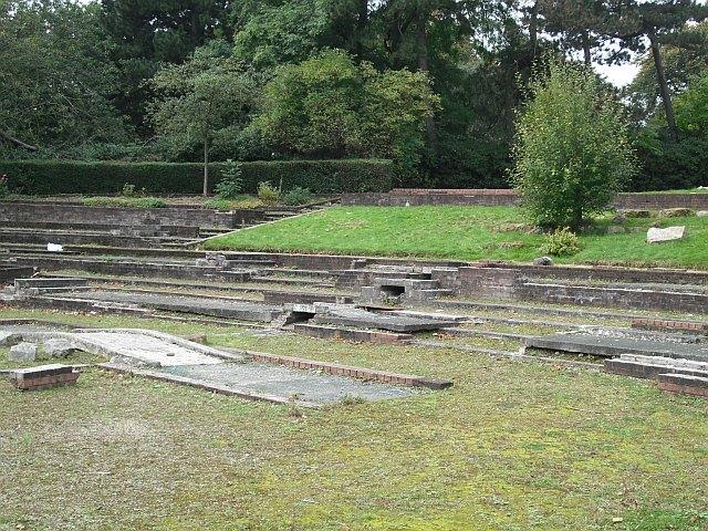 Amphitheatre, Victoria Park