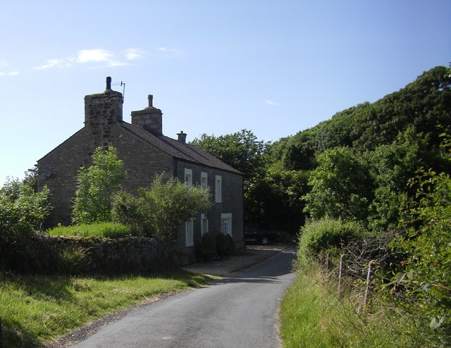 House on Dunald Mill Lane