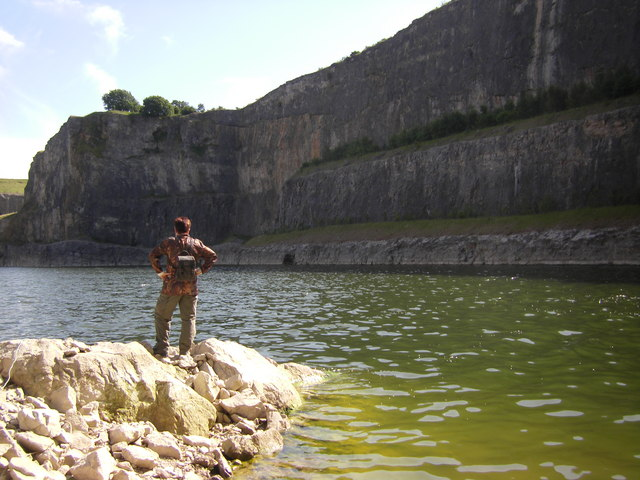 Dunald Mill Quarry