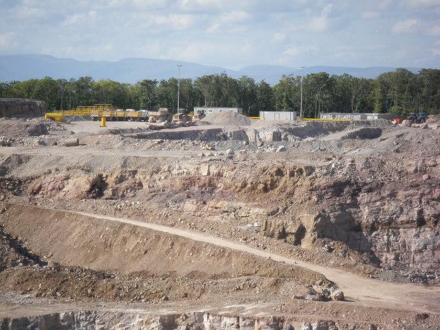 Quarry Workings, Back Lane Quarry