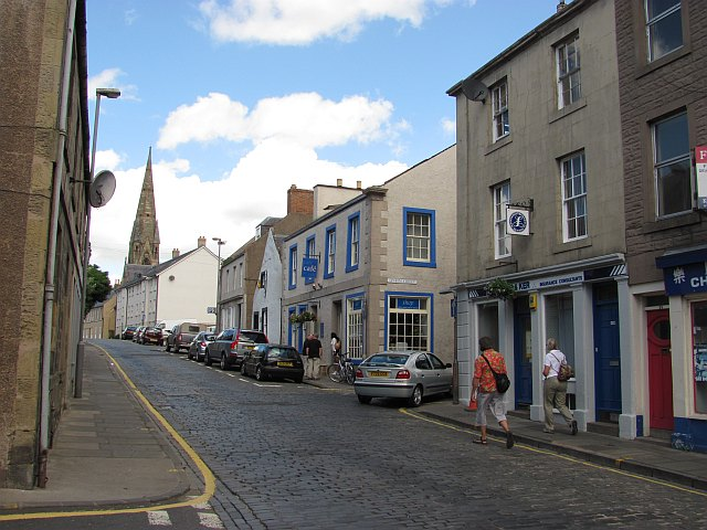Roxburgh Street