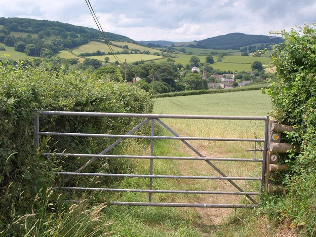 Gate and Monksilver