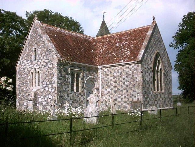 St. Nicholas' church Little Langford