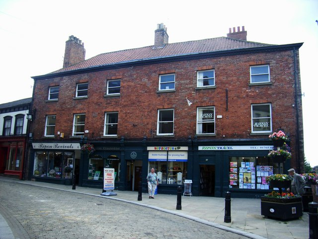 The Old Town Hall, Kirkgate, Ripon