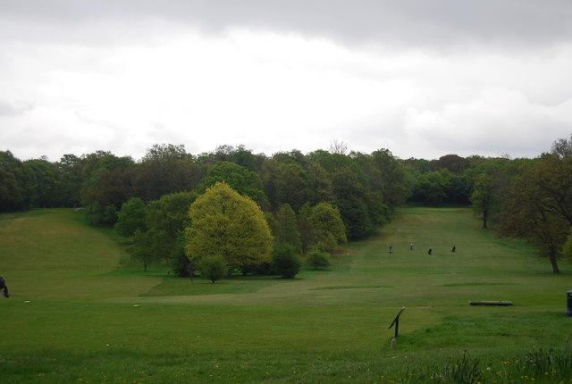 Golf Course, Beckenham Place Park