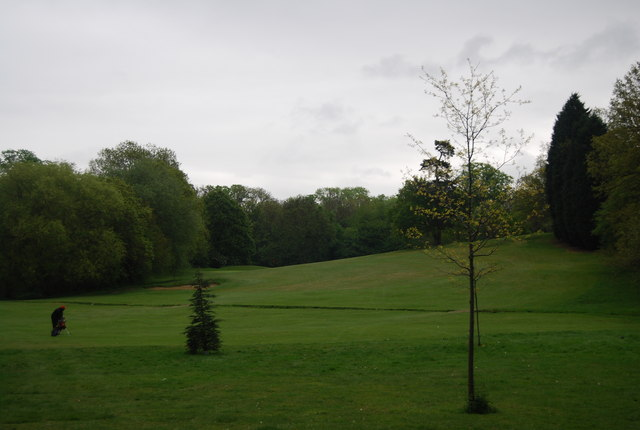 Golf Course, Beckenham Place Park