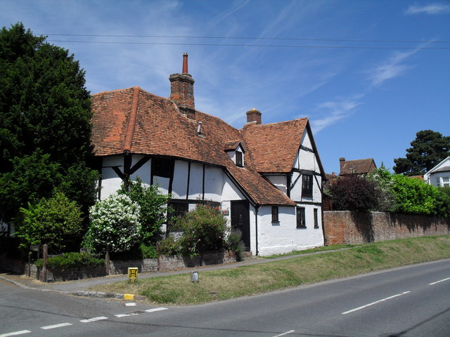 Old House, Harwell Village