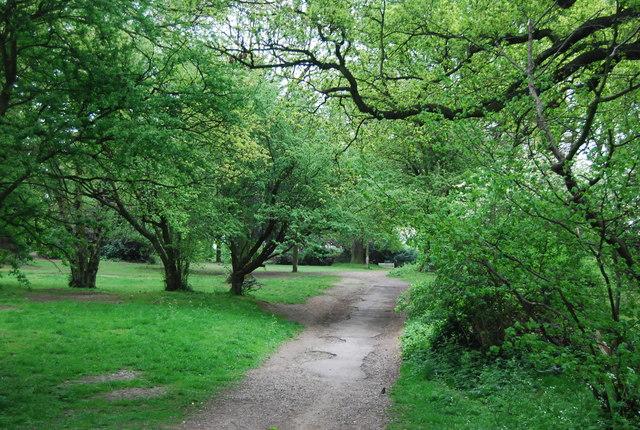 Green Chain Walk, Beckenham Place Park