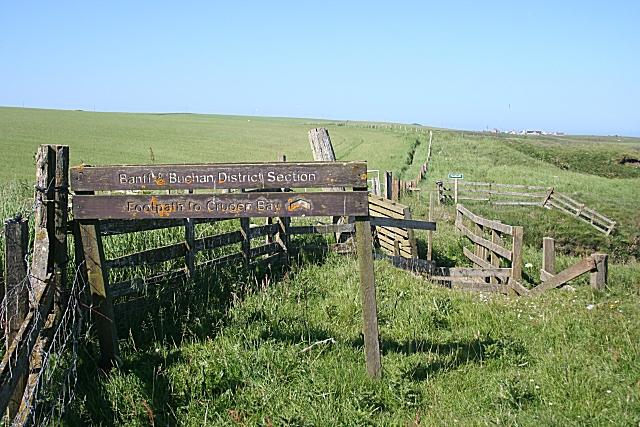Waymarked Path
