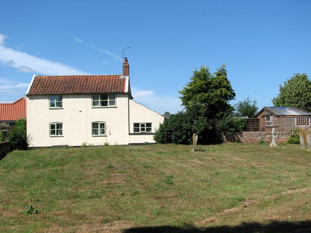 Church Cottage, Aldeby