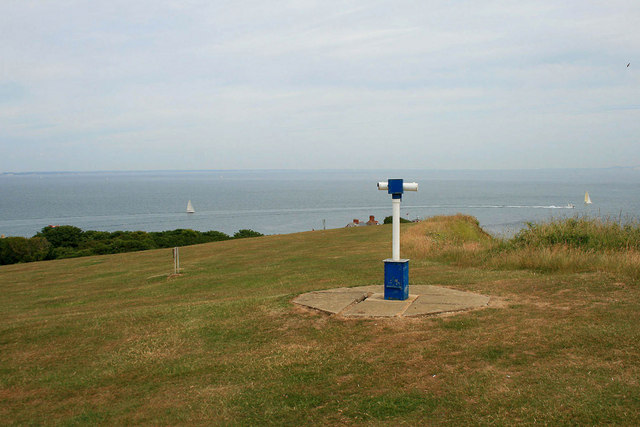 Telescope on Peveril Point