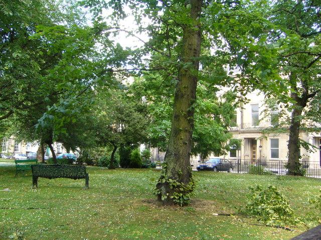 Private Garden, Rutland Square