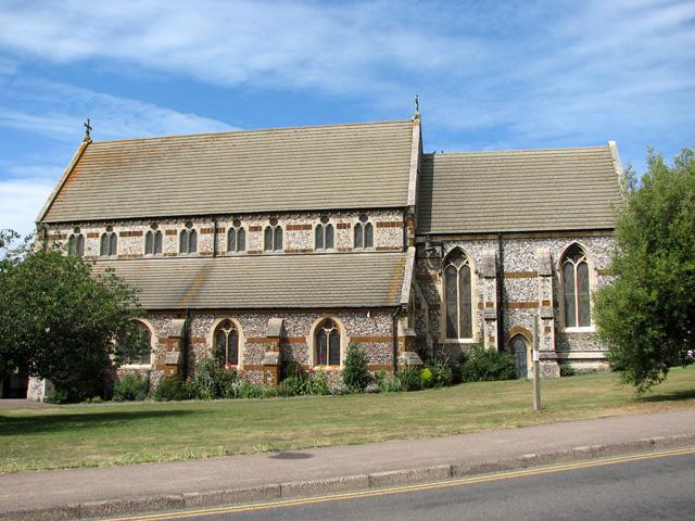 St Edmund's church in Hunstanton