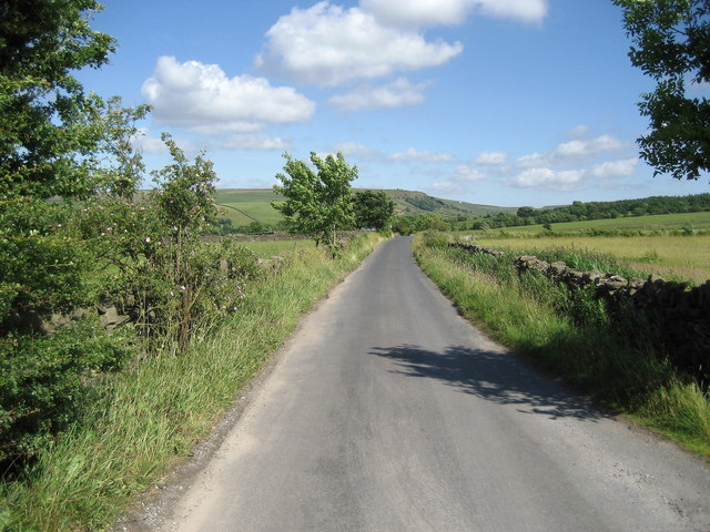 The Road to Wycoller