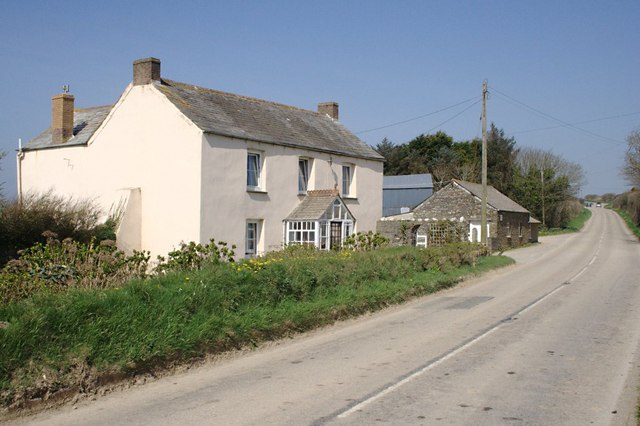 Roadside House at Lower Tynes