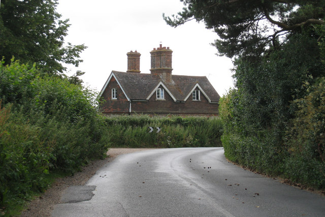 Two Houses on Hollow Lane