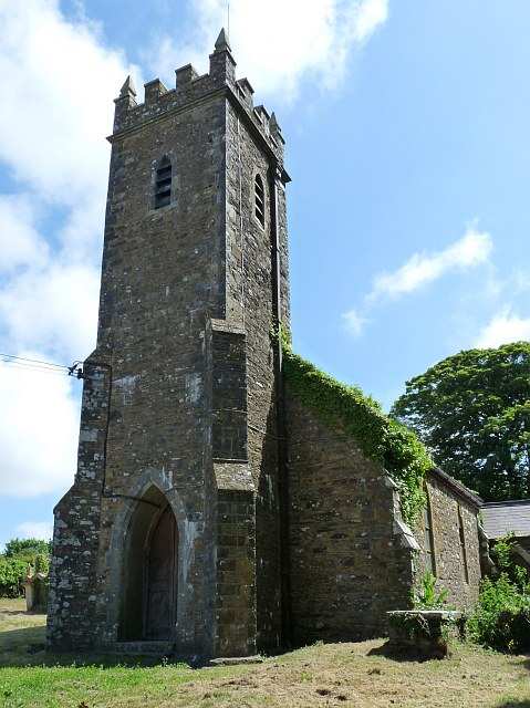 St. Cwrda's Church Tower, Jordanston