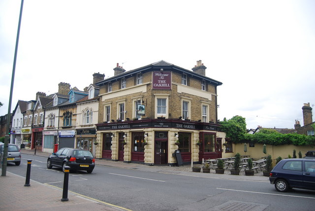 The Oakhill, Bromley Rd