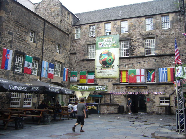 Tailors' Hall, Cowgate