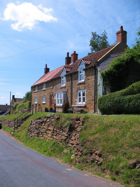 Cottages in Borrowby