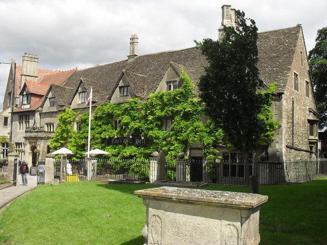 The Old Bell, Malmesbury
