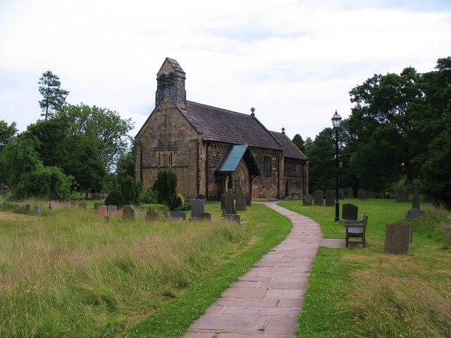 Church of St John the Baptist, Adel