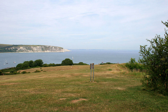 View over Peveril Point