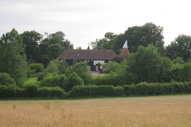 Broxham Oast, Four Elms Road, Edenbridge, Kent
