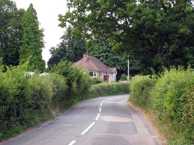 House on Pootings Road
