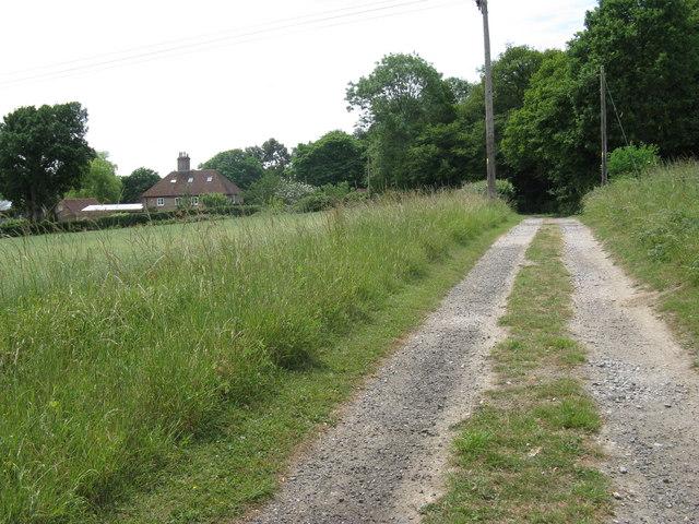 Grovehurst Farmhouse