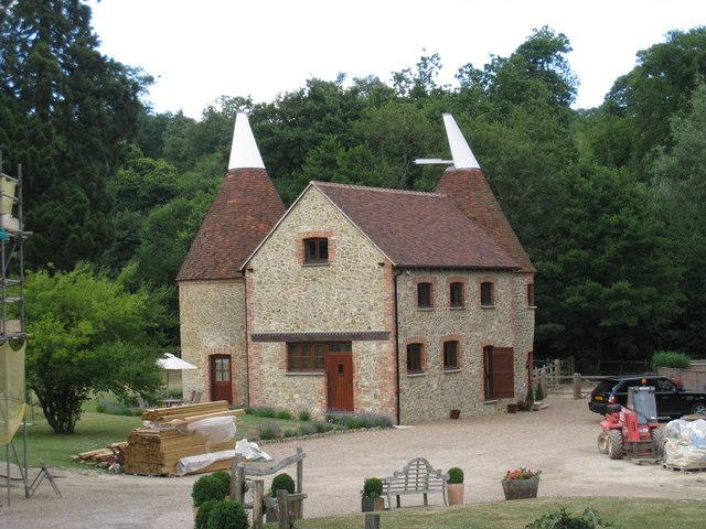 Dairy Oast, Chartwell Farm, Mapleton Road, Westerham, Kent
