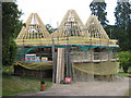 TQ4551 : Oast Tops, Mapleton Road, Westerham, Kent by Oast House Archive