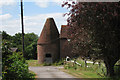 TQ5637 : Unconverted Oast House at Spratsbrook Farm, Eridge Road, Tunbridge Wells, Kent by Oast House Archive