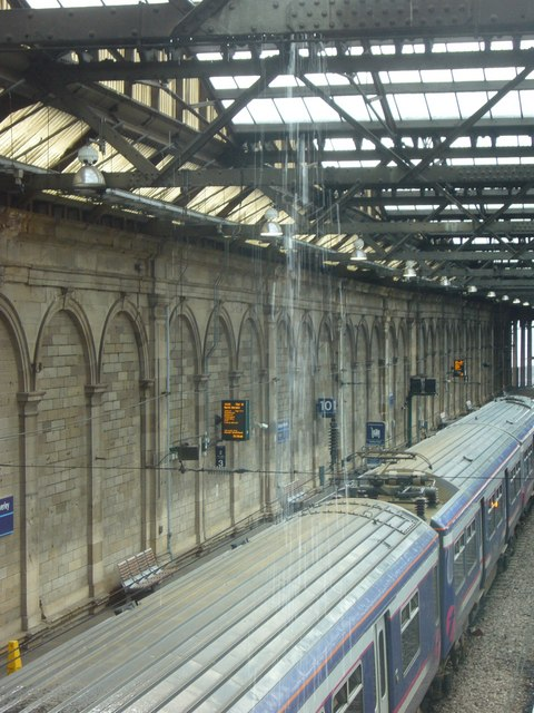 Why Waverley Station needs a new roof
