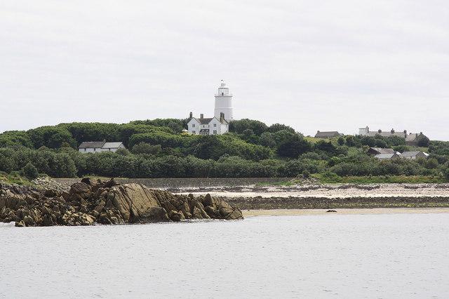 St. Agnes lighthouse