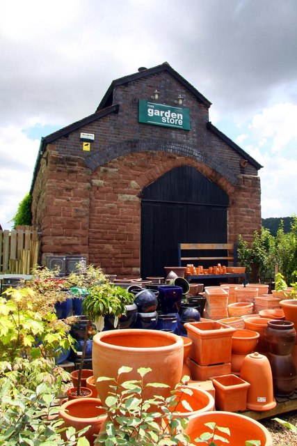 The Garden Store in Ross-On-Wye
