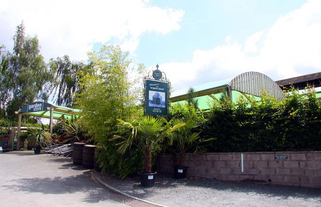 The Garden Store in Ross-On-Wye