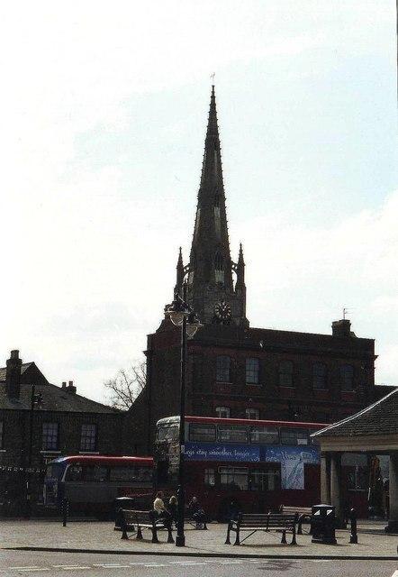 Marketplace, Whittlesey