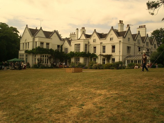 Delrow House
