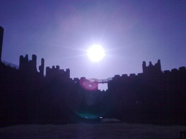 Sunny Fram Castle