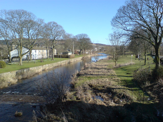 River Aire at Gargrave