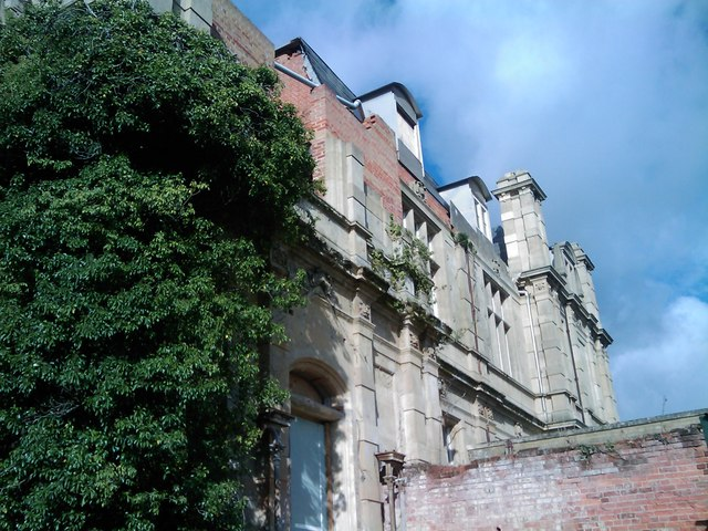 Bylaugh Hall