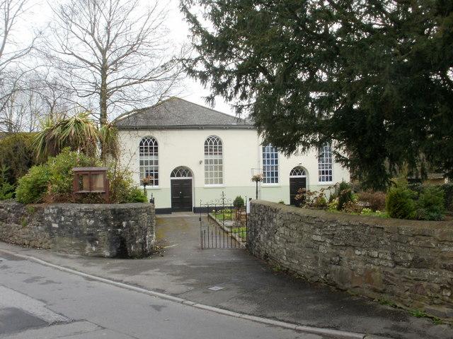Ponthir Baptist Church