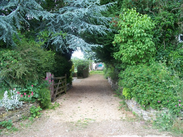 Path meets road